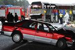 Policjantka odpowie za wypadek polskiego autokaru
