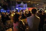 Podejrzany o zamachy w Bostonie schwytany