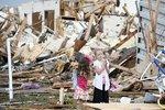 Tornado nad Oklahomą