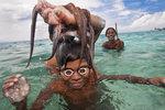 Na morzu z Badjao