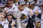 Chicago świętuje zdobycie Pucharu Stanleya przez Blackhawks!