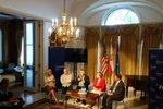 Konferencja prasowa w przeddzień chicagowskiej premiery filmu dokumentalnego o polskich uchodźcach w Meksyku