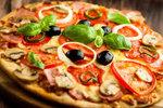 Skomponuj własną pizzę… przez Internet