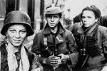 Hołd Powstańcom- obchody 70. rocznicy wybuchu Powstania Warszawskiego i walk Polskich Sił Zbrojnych na Zachodzie