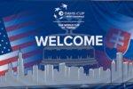 Davis Cup wraca do Chicago, USA pokonują Słowację 5-0 w Hoffman Estates, IL