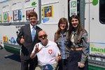 Przez Amerykę na wózku inwalidzkim dla Zuzi