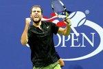 Jerzy Janowicz przegrywa z Novakiem Djokovicem na turnieju US Open 2016