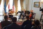 Z okazji setnej rocznicy odzyskania przez Polskę niepodległości Chicagowskie Towarzystwo Filharmoniczne i Konsulat RP zorganizują w 2018 r. Festiwal Muzyki Polskiej