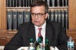 Konferencja prasowa Ambasadora RP w USA prof. Piotra Wilczka