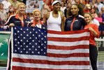 United States Wins Fed Cup Opener Against The Netherlands