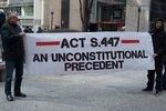Organizacje polonijne przeciwko Act S. 447