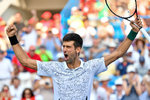History Made in Cincinnati with Novak Djokovic's 70th Title
