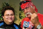 Ramię w ramię z Hulkiem Hoganem