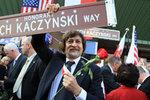 Wojna polsko-polska na chicagowskim podwórku.