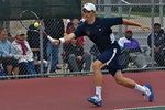 Tim Kopinski czwarty w 2011 IHSA Boys State Tennis Finals