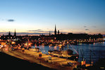Polak, który buduje Sztokholm