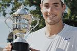 Amerykański tenisista John Isner zwycięzcą turnieju singlowego w Newport