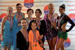 Uczennice Greg Rykowski Dance Studio zdobywczyniami medali na Mistrzostwach Stanów Zjednoczonych 2011