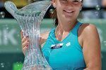 Sony Ericsson Open 2012 - tryumf Agnieszki Radwańskiej