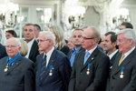 Wybitni Polacy wyrożnieni przez Prezydenta Komorowskiego podczas pobytu w Chicago