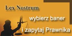Lex Nosturm - zapytaj prawnika